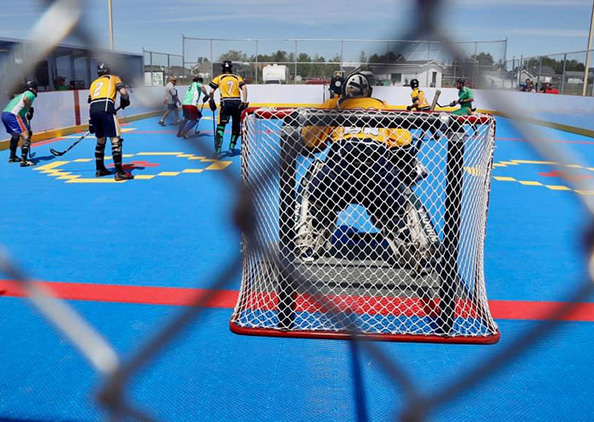 dek-hockey